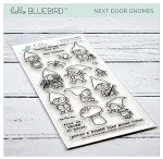 Next Door Gnomes Stamp Set